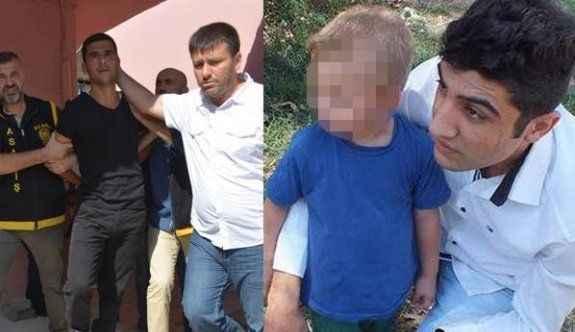 5 yaşındaki oğlunun gözleri önünde vuruldu