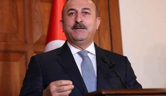 Bakan Çavuşoğlu'nun telefonla imtihanı