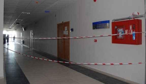 Ders sırasında tavan çöktü: 5 yaralı