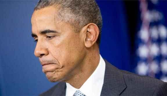 Obama 'İsrail işgali'ni kabul etti