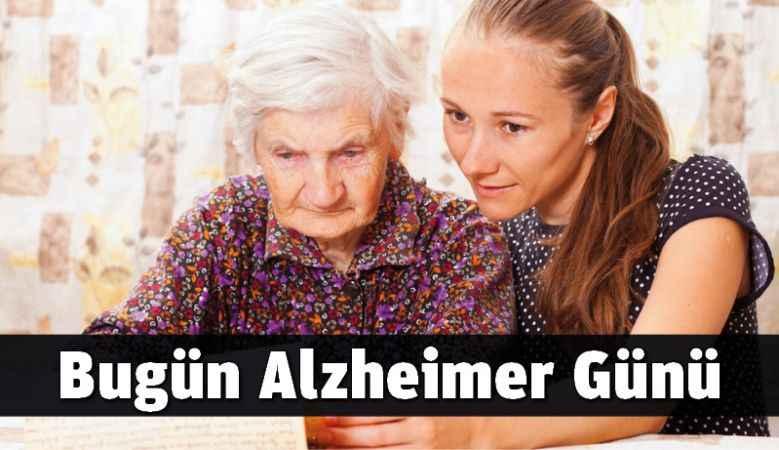 Bugün Alzheimer Günü