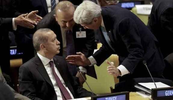Erdoğan'ın yanına kadar gelip bilgi verdi