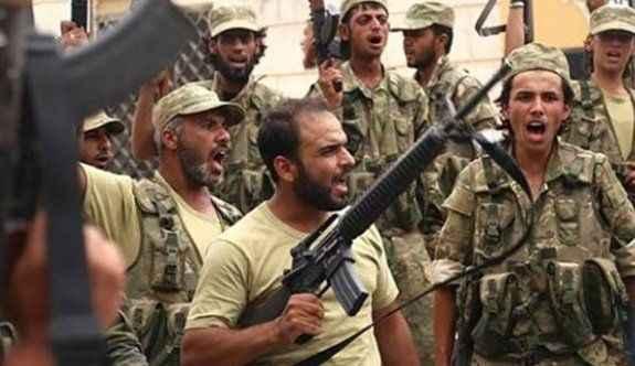 ÖSO'dan IŞİD'e dev operasyon hazırlığı