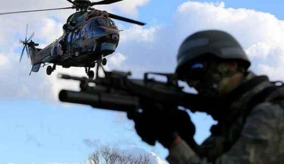 Terör operasyonu: 7 terörist daha öldürüldü