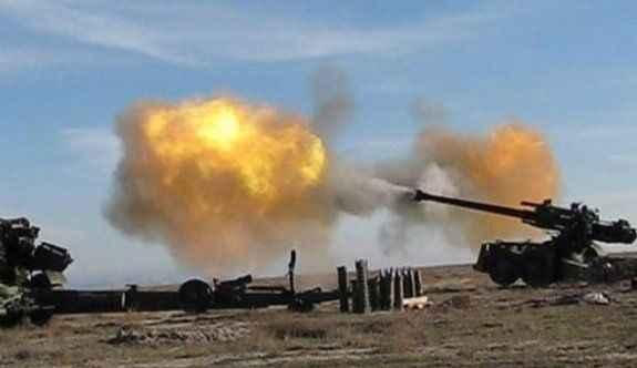 103 IŞİD hedefi imha edildi