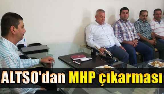 ALTSO'dan MHP çıkarması