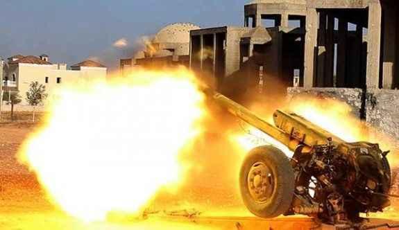 Suriye ordusu Halep'e 'kapsamlı taarruz' başlattı
