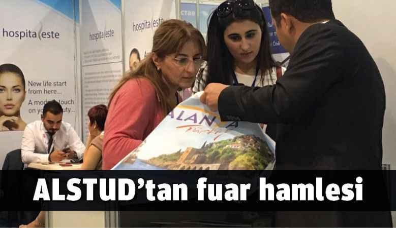 Alanya Sağlık Turizmi Derneği'nden fuar hamlesi