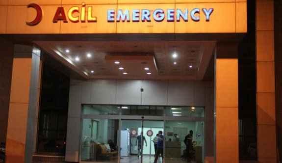 28 asker hastaneye kaldırıldı