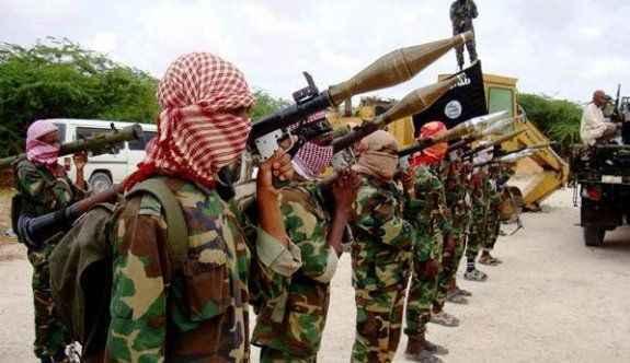 Eş-Şebap militanı öldürüldü
