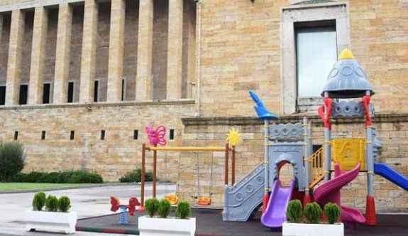 TSK'dan çocuk parkı için açıklama