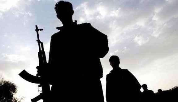 Yük trenine PKK'dan saldırı