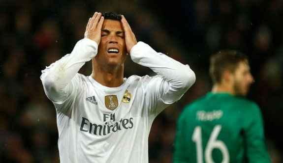 Ronaldo'ya anne desteği