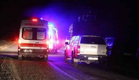 Askeri aracın geçişinde patlama: Yaralılar var