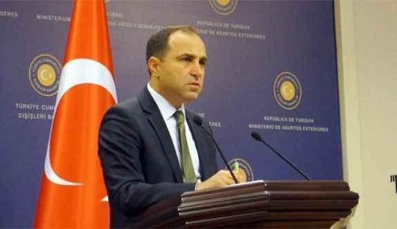 'Barışçıl çözümü destekliyoruz'