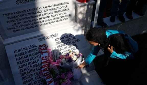 Cenaze namazı 67 yıl sonra kılındı