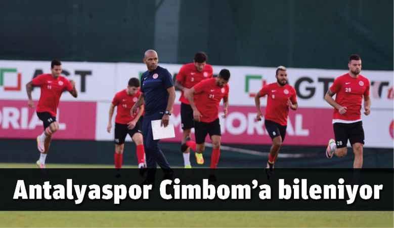 Antalyaspor Cimbom'a bileniyor