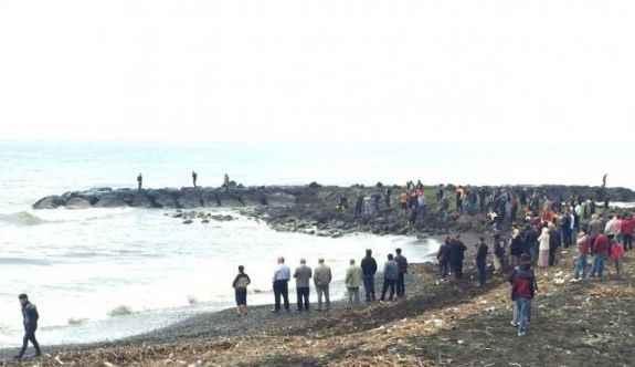 15 yaşındaki çocuk denizde kayboldu