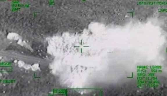 PKK'nın bombalı aracı