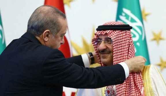 Suudi Prense Cumhuriyet Nişanı