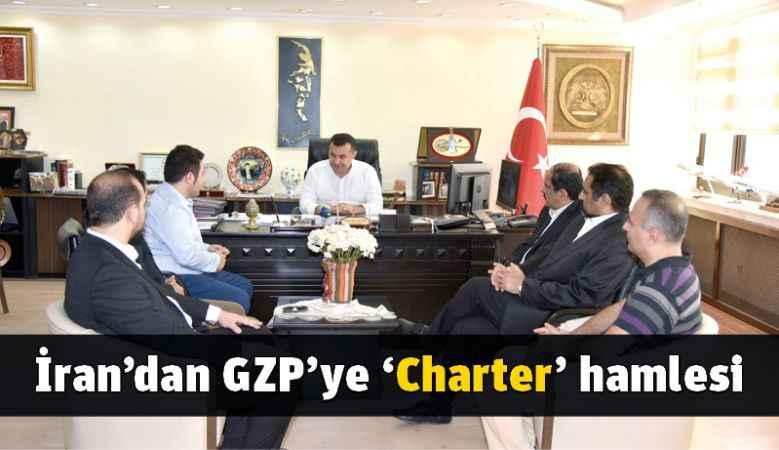 İran'dan GZP'ye 'Charter' hamlesi