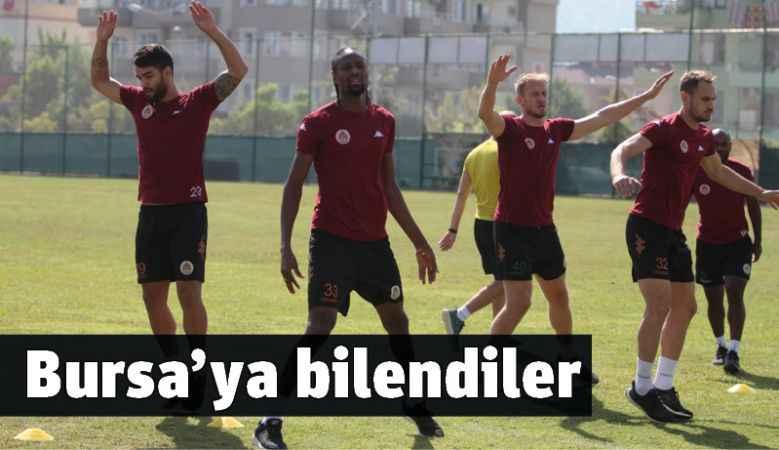 Bursa'ya bilendiler