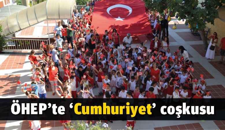 ÖHEP'te 'Cumhuriyet' coşkusu