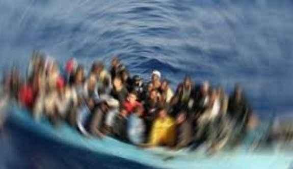 Göçmen faciası: 4 ölü, 76 kayıp