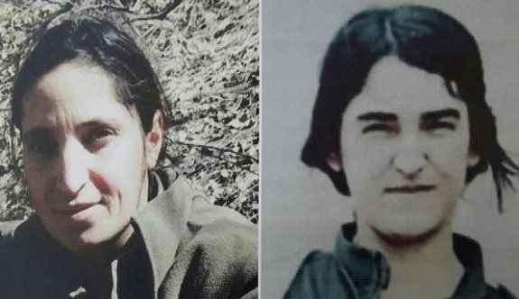 Eylem hazırlığındaki 2 kadın terörist aranıyor