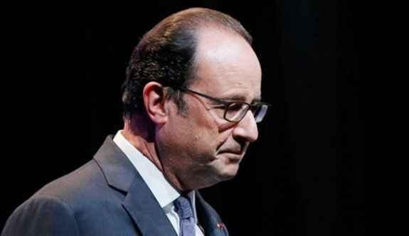 Hollande'dan dünyayı şaşırtan karar