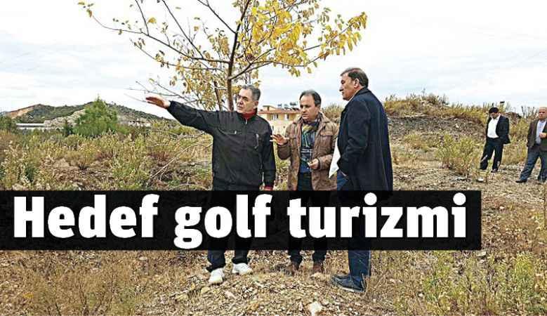 Turizmcinin yeni umudu: Golf