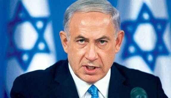 Netanyahu'dan barış konferansının iptali şartı