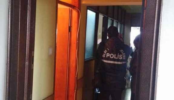 HDP binasında polis arama yaptı