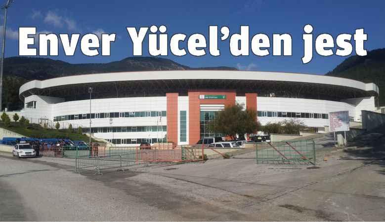 Bahçeşehir Okulları Arena