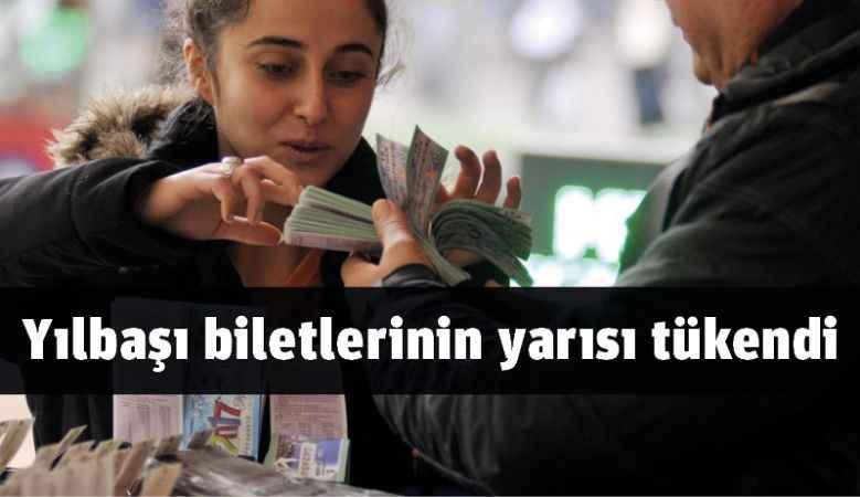 Antalya'da 'yılbaşı bileti' akını