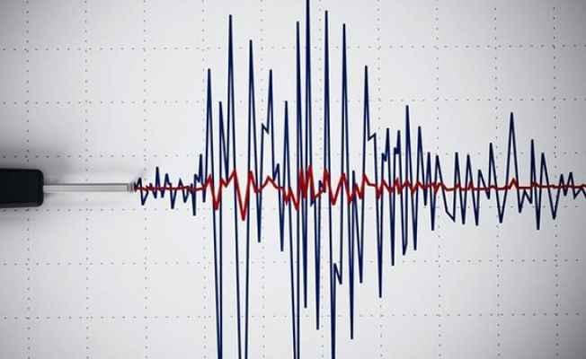 Antalya'da 4,1 büyüklüğünde deprem!