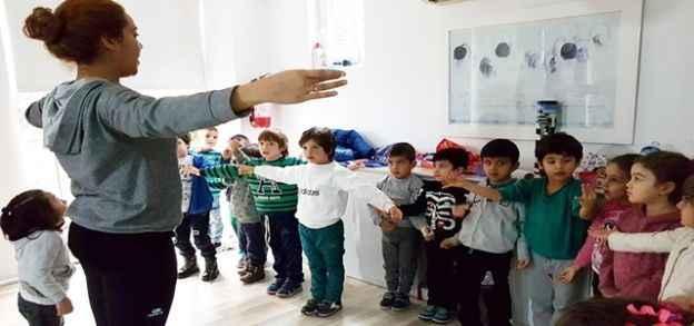 Peri çocuklarına kaliteli eğitim