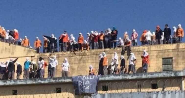 Brezilya'daki cezaevi isyanları