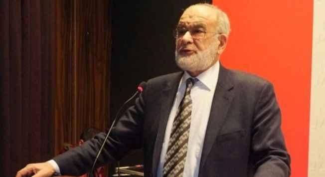 Temel Karamollaoğlu'ndan Başbakan Yıldırım'a geçmiş olsun telefonu