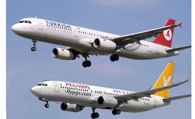 332 uçuş iptal: Alanya seferleri de...
