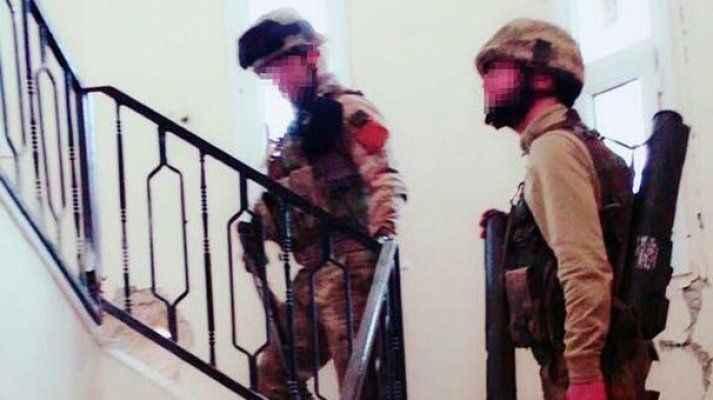 El Bab'tan son dakika fotoğrafı! 'IŞİD'e orada fena sopa atmışlar....'