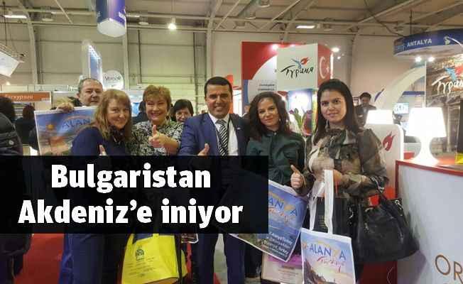 Bulgaristan Akdeniz'e iniyor