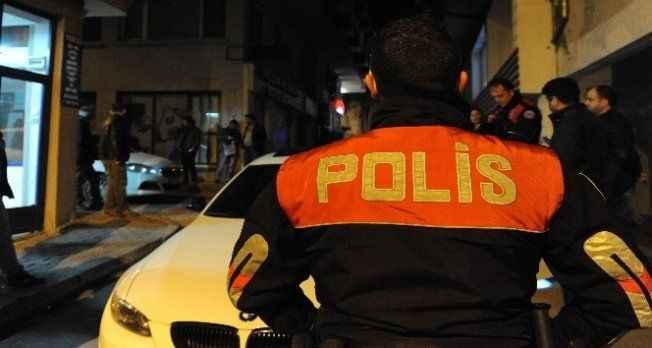 Polisinden yaya uygulama
