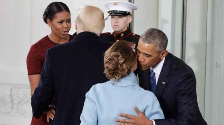 Trump: Obama telefonlarımı dinledi