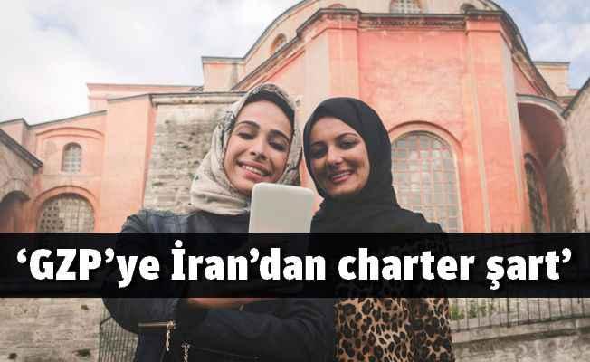 'GZP'ye İran'dan charter şart'