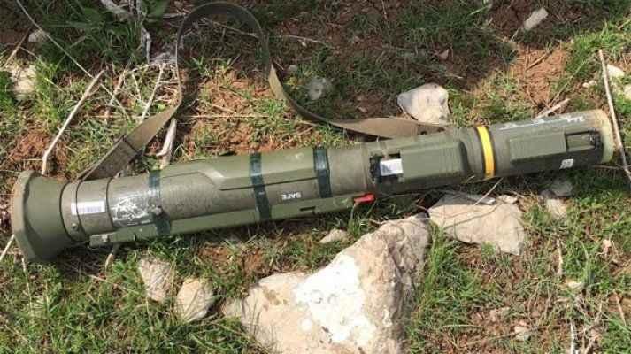 İlk kez ele geçti! PKK'da yeni nesil İsveç tanksavarı...