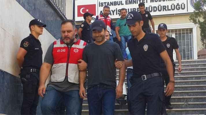 Atilla Taş ve diğer şüpheliler yeniden tutuklandı