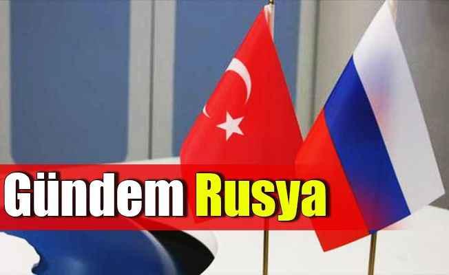 Gündem Rusya