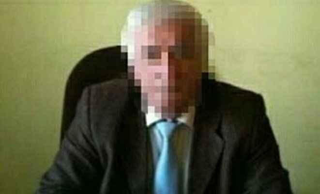 Tacizci okul müdürü cezaevinden tehdit etti