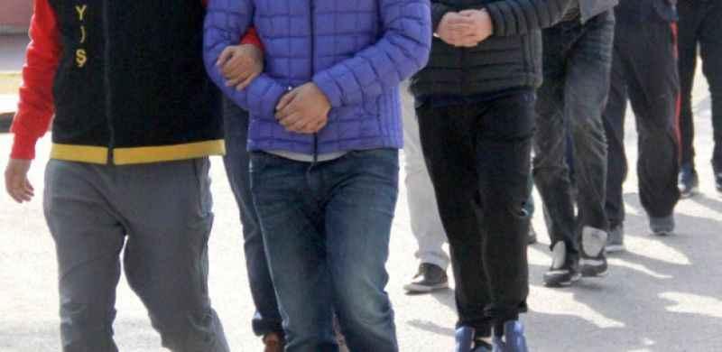 4 FETÖ şüphelisi tutuklandı
